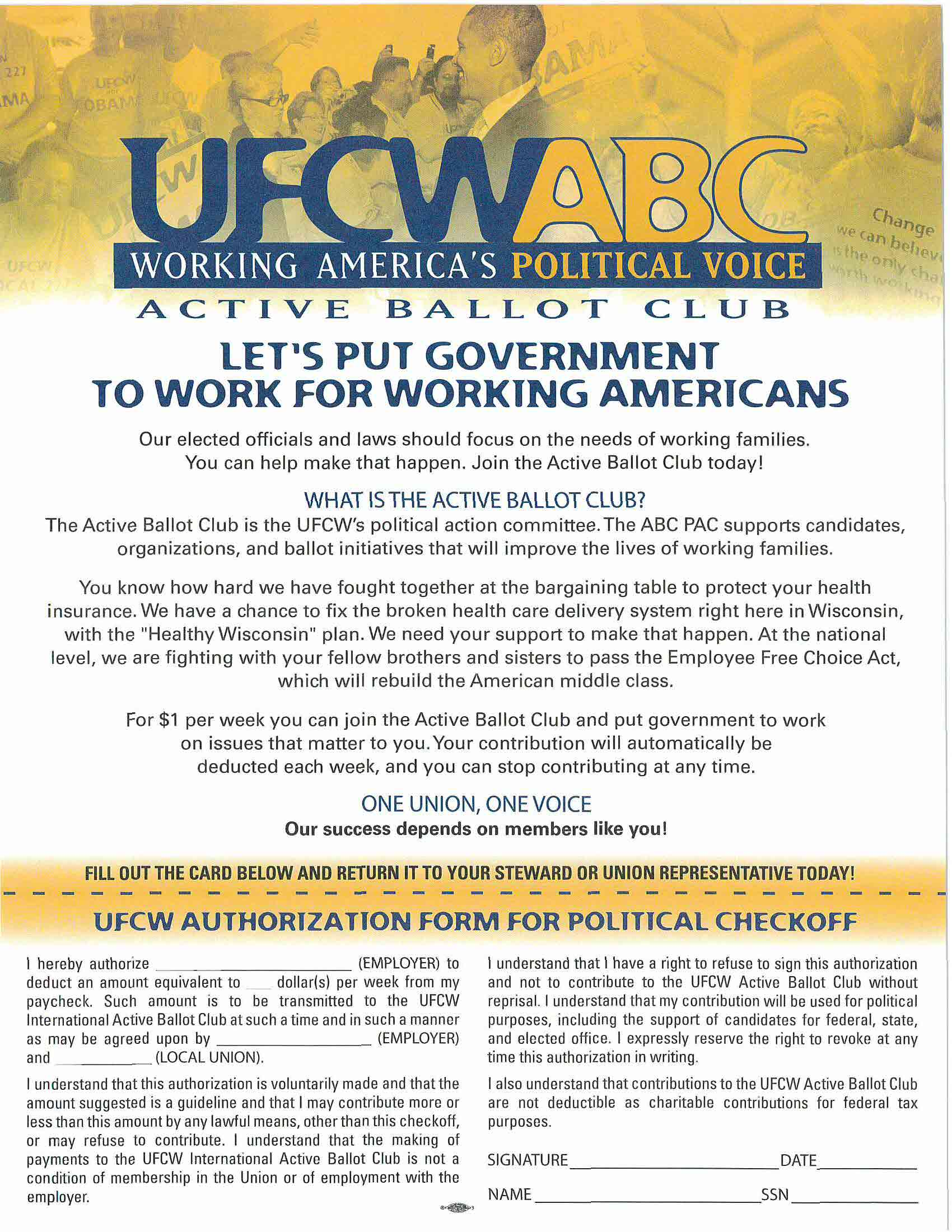 UFCW Local 1473 | Members